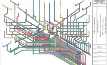 Corrigan - Design Stage - 3D Cad Drawing