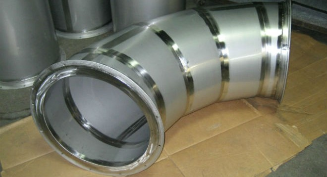 Welded-Flanged-Elbow