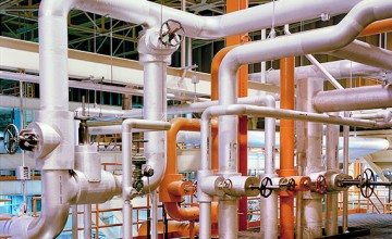 General Motors Industrial Piping