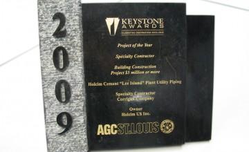 Corrigan-KEYSTONE_AWARD2009